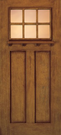 Therma tru fiber classic oak collection fiberglass door with saratoga decorative glass fiber for Reeb fiberglass exterior doors