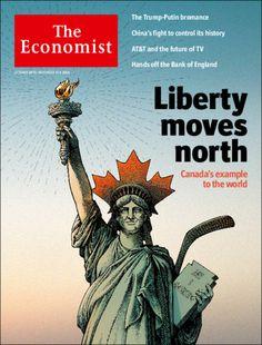 Economist, October 29, 2016