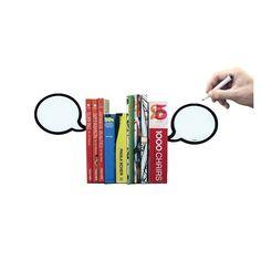 Aparador de Livros Chat
