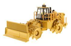 Diecast Masters Caterpillar 836H Landfill Compactor Core Classics
