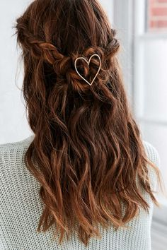 Love Hair Pin