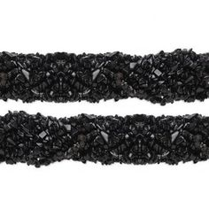 Chip Black Obsidian Gemstone Beads 4x7mm 36 Inch Strand Lot of 10 Strands *** You can get more details by clicking on the image.
