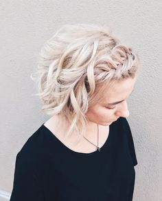 braided# hair styles for girls and women | crown braid | updo | curly | blonde | easy | boho | tutorial how to