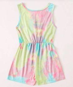 Tween Fashion, Girls Fashion Clothes, Teen Fashion Outfits, Girl Outfits, Tie Dye Fashion, Fashion Wear, Cute Fashion, Tie Dye Outfits, Tie Dye Clothes