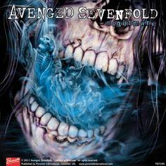 Sticker AVENGED SEVENFOLD - Nightmare