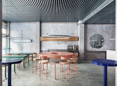 lucas y hernández-gils casaplata restaurant takes off in futuristic style | Netfloor USA