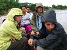 Damien Rice with Ani DiFranco in Burma
