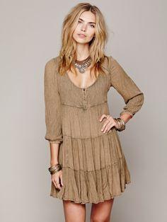 Free people casual dress