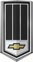 "1979 - 1979 Chevrolet Camaro Z/28 ""Z/28"" Black Gas Door Emblem"