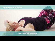 5 liikkeen helppo ja nopea kotitreeni | Kauneus & Terveys