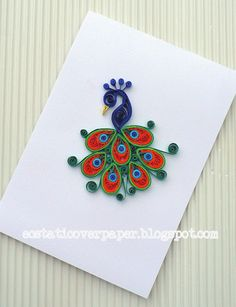 Quilling Patterns On Pinterest