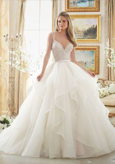 style mermaid dresses wedding