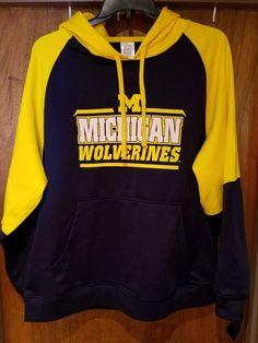 Michigan Wolverines Hoodie Sweatshirt from Knights Apparel XL NWT   Sports Mem, Cards & Fan Shop, Fan Apparel & Souvenirs, College-NCAA   eBay!