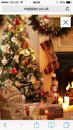 Beautiful inspo #deckthehalls