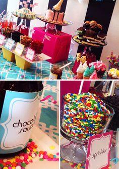 Good Ole Fashioned Ice Cream Party