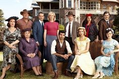 The Best Foreign TV Shows You're Not Watching (But Should Be) #refinery29 http://www.refinery29.com/2015/04/86126/best-foreign-tv-shows#slide-14 A Place to Call Home, AustraliaIn this show set in the 1950s, a woman returns to Australia to start over after 20 years abroad, and ends up at odds with a moneyed matriarch.Where to watch: Acorn TV