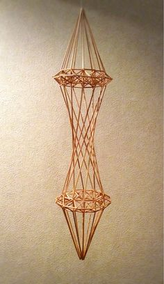 Paper Chandelier, Recycled Crafts, Light Art, Plant Hanger, Recycling, Notebook, Diy, Decoration, Wood