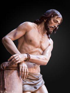 Cristo en el paso de la Flagelacion