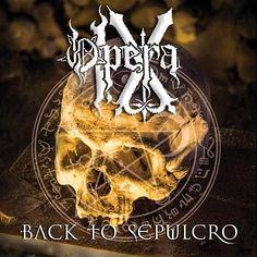 """Back to Sepulcro é o sexto álbum da banda de black/doom/folk metal italiana Opera IX lançado em 2015. O disco trás quatro velhas canções da banda regravadas pela nova vocalista Abigail Dianaria, mais duas música inéditas. Faixas 1. """"Sepulcro"""" 15:20 2. """"The Oak"""" 07:51 3. """"Act I, The First Seal"""" 09:40 4. """"Maleventum"""" 05:56 5.…"""