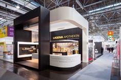 KRION® presente en Expopharm Düsseldorf de la mano de Glahn Architekten
