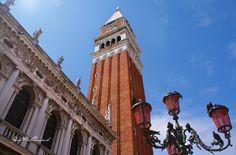 Piazza San Marco, Venice, Italy.  Photo by Paul McClimond