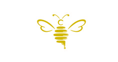 bee logo - Google Search