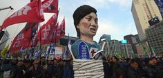 Koreans Have Mastered the Art of the Protest