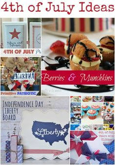 4th of July Roundup - Summer Scraps