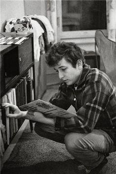 Bob Dylan, 1962 © Joe  Alper