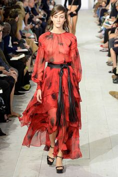 Michael Kors Collection Spring 2016 Ready-to-Wear Collection Photos - Vogue