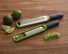 Make the most of your zest with the Joseph Joseph Handi-Zest™ citrus grater- comes with mini blade wiper to catch all the zest! Cooking Utensils, Cooking Tools, Kitchen Utensils, Kitchen Gadgets, Kitchen Tools, Cooking Gadgets, Cocinas Kitchen, Kitchen Time, Shopping
