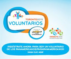 We are looking for volunteers to help us deliver a great TORONTO 2015 Pan Am / Parapan Am Games. View current opportunities or get involved at Games time. Toronto, Pan Am, Games, Volunteers, Gaming, Plays, Game, Toys