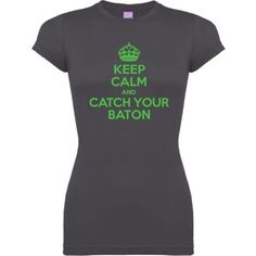 Charcoal/Neon Green Fitted Shirt