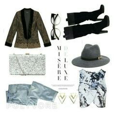 """""""Misere deluxe"""" by andrea-jalcakova on Polyvore"""