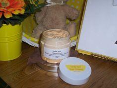 Vanilla Spice Shaving Cream by VanillaBearSoapCo on Etsy, $7.00
