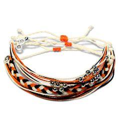 """++ Rettet die Tiger Set - Weltfreund Armbänder ++ Durch Asiens Wälder streifen nur noch 3.200 Tiger. Die majestätischen Großkatzen sind durch Bejagung und den Verlust ihres Lebensraums massiv vom Aussterben bedroht. Mit den """"Rettet die Tiger"""" Armbändern kannst du ein Zeichen setzen und mithelfen, dass der Lebensraum und der Bestand der Tiger geschützt wird. Tiger, Bracelets, Jewelry, Fashion, Make A Donation, Stripes, Wristlets, Moda, Jewlery"""