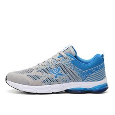 Running Sneakers Sale Women Summer Women Sport Footwear Breathable Jogging  Shoe For Ladies Blue Gray Womens Walking Running Shoe-in Running Shoes from  ... 13a61a705