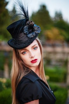The Saucy Milliner - Mad As. #passion4hats
