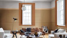 Flexa kleur van het jaar Spiced Honey - More Than Living Brown Interior, Interior And Exterior, Interior Paint Colors, Interior Design, Paint Colours, Interior Ideas, Loft Stil, Dulux Paint, Pantone Colour Palettes