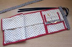 Mis obsesiones de hoy: Funda para ganchillos / Crochet hook case