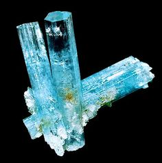 Aquamarine from Namibia