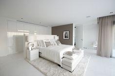 Altea Hills Estate- The Most Luxurious Exclusive Residential Villa Complex on the Costa Blanca, Alicante, SPAIN Purple Bedrooms, Blue Bedroom, Closet Bedroom, Trendy Bedroom, Dream Bedroom, Master Bedroom, Bedroom Decor, Bedroom Wall Designs, Bedroom Layouts