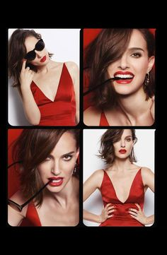 Natalie Portman stars in Dior Rouge lipstick 2016 campaign