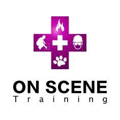 ON SCENE Logo
