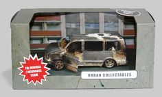"Urban Collectables ""the insurance scam"""