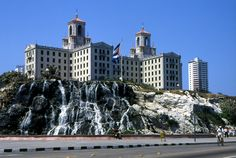 The Hotel Nacional in Havana - One of my favorite hotels in the world.