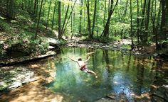 Weekend Pick: Take a Dip at Brush Creek Falls in West Virginia