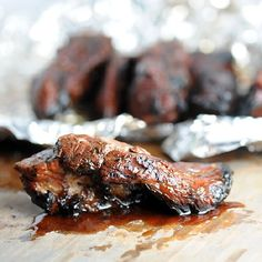 You don't have to be a diehard pitmaster to make tender juicy beef ribs. All you need is a little time, a grill and some foil.