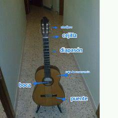 Esta es mi fotografia enriquecida con Skitch. Se trata de un ejemplo de un instrumento con los nombres de sus partes.