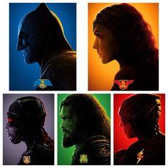 "1,708 Likes, 7 Comments - Rotten Tomatoes (@rottentomatoes) on Instagram: ""New #JusticeLeague posters! . . . #batman #benaffleck #wonderwoman #galgadot #cyborg #rayfisher…"""
